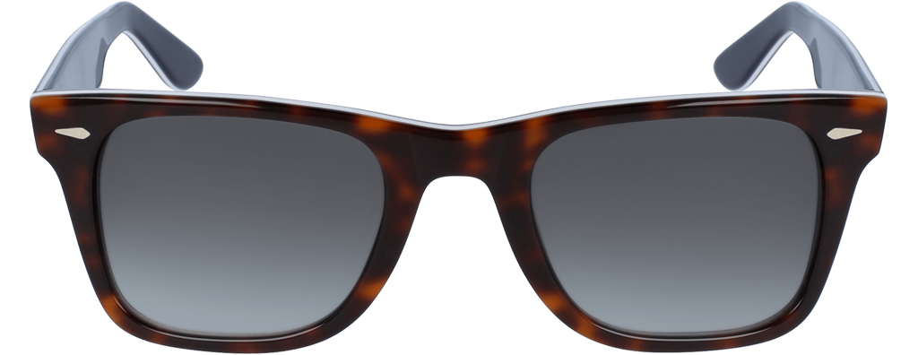 NOMAD - brown black tortoise shell