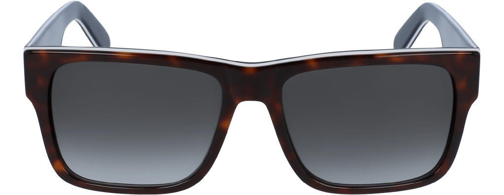 VAGABOND - brown tortoise, white middle layer, gray